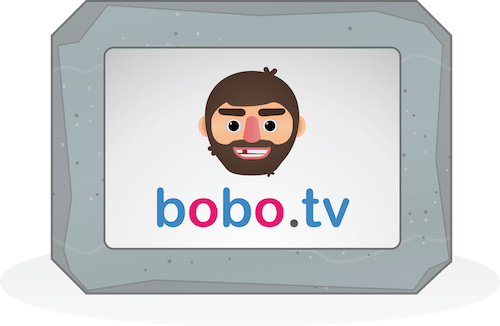 Apprendre avec Bobo - programme vidéo sur YouTube