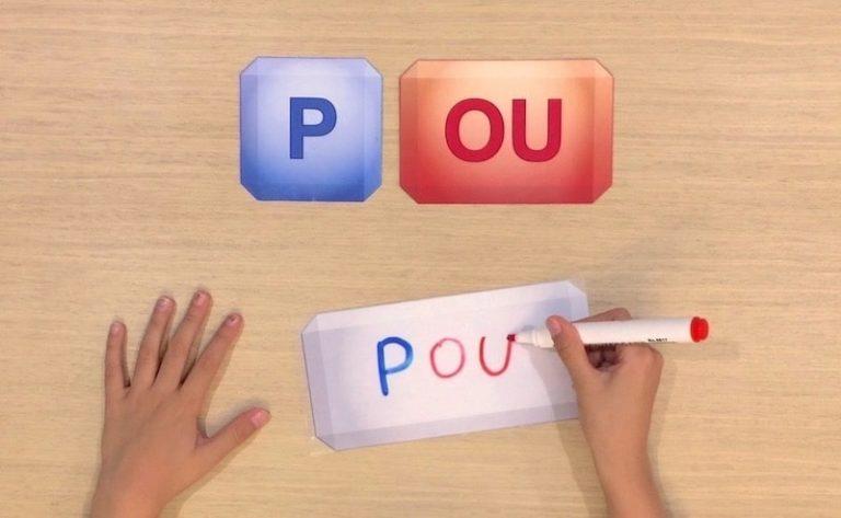 Phonologie - combiner le son des lettres