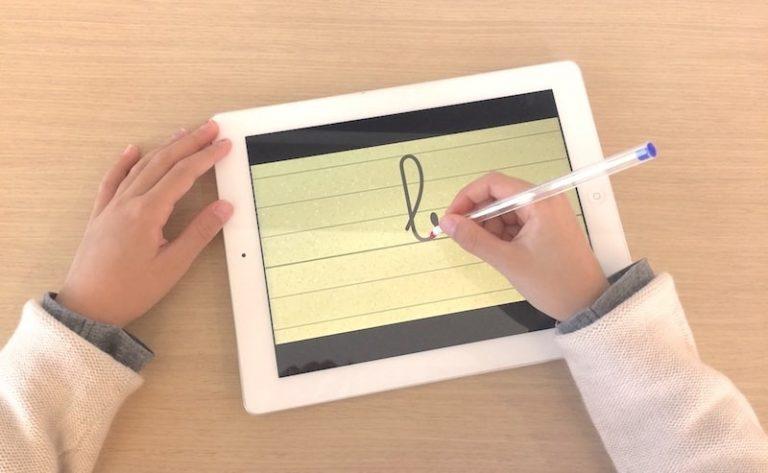 Méthode Syllabique Bobo - Écriture - découvrir le tracé des lettres cursives
