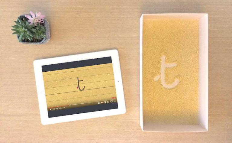 Méthode Syllabique Bobo - Écriture - reproduire le tracé des lettres cursives