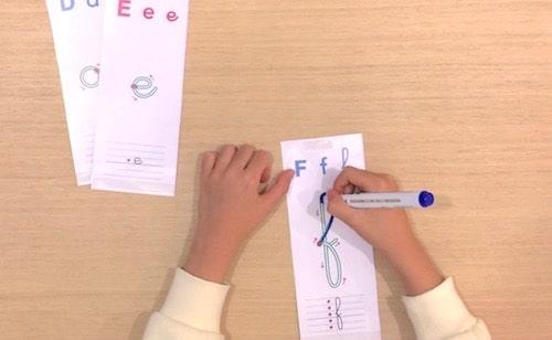 ressources pédagogiques lettres alphabet